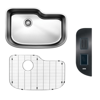 BLANCO ONE™ XL Single Bowl with Grid & Workstation