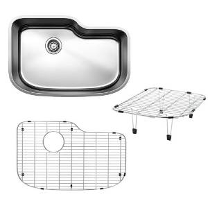 BLANCO ONE™ XL Single Bowl with Grid & Multi-Level Grid