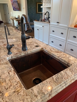 Copper Kitchen / Bar Sinks image