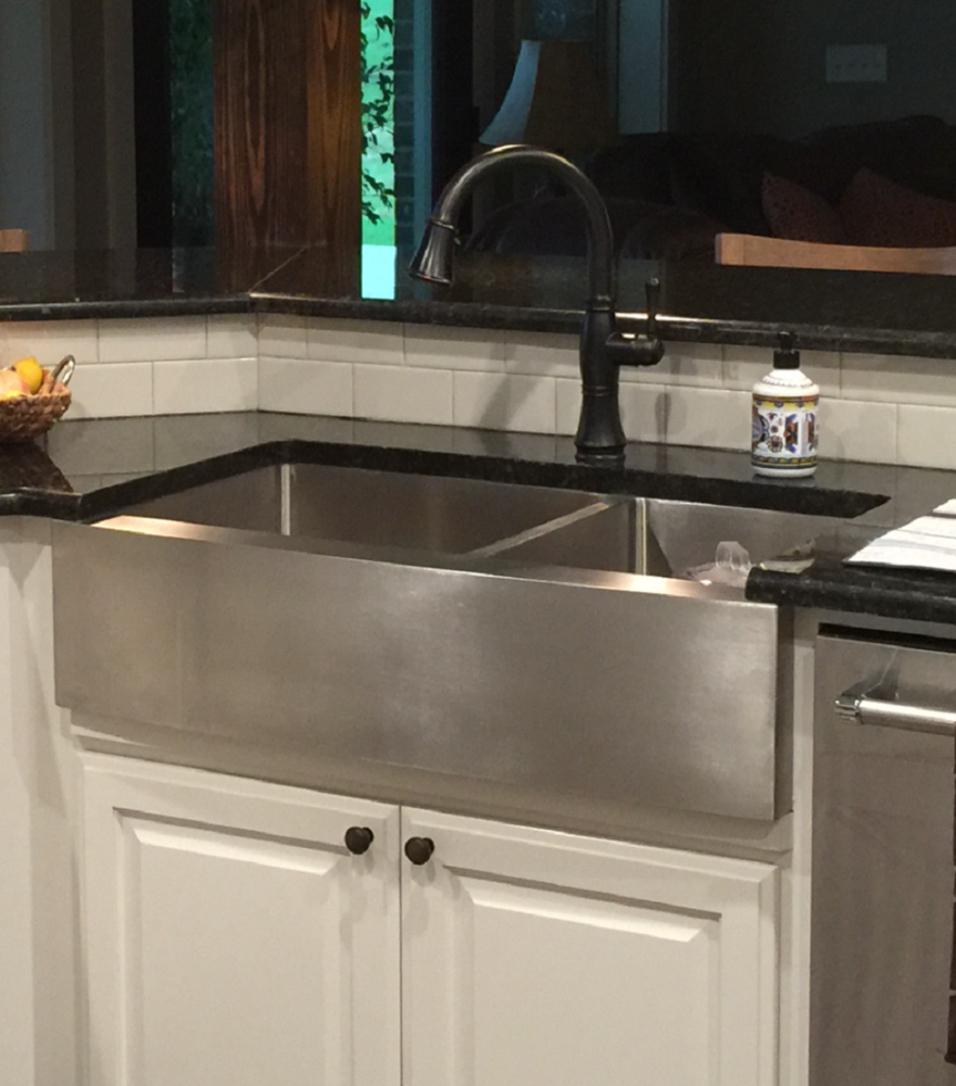 Stainless Steel Sinks image