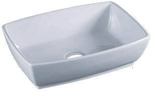 19 14 Bathroom Vanity White Bisqueor Black China Shell Tub
