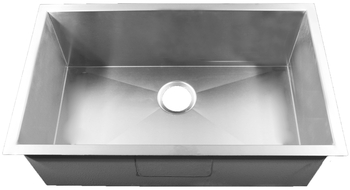 Homeplace HR-HBS3219B Jasper 15-Gauge 32 Inch  Stainless Steel Kitchen Sin