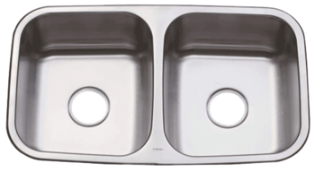 Oais Stailess Steel Sink Drop-In or UnderMount Design