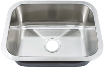Patriot PAUS20 Washingtonian Undermount Stainless Steel Single Bowl Bar Sink