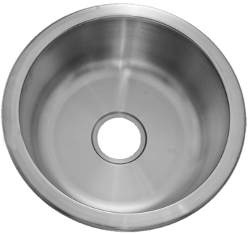 Patriot PAUS27 Hawaiian Undermount Stainless Steel Single Bowl Bar Sink