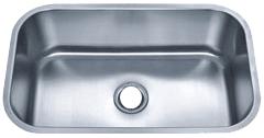 Futura FA868 El Camino Undermount Stainless Steel Kitchen Sink   Leonet & Futura Stainless Steel Kitchen Sink