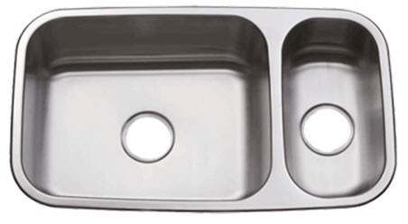 Oasis Mojave OA-70/30 Double Bowl Stainless Steel Kitchen Sink | Urban Place & Oasis Kitchen Sink
