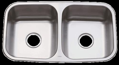 Oais Stailess Steel Sink Drop-In or UnderMount Design | Stainless Steel Kitchen Sink