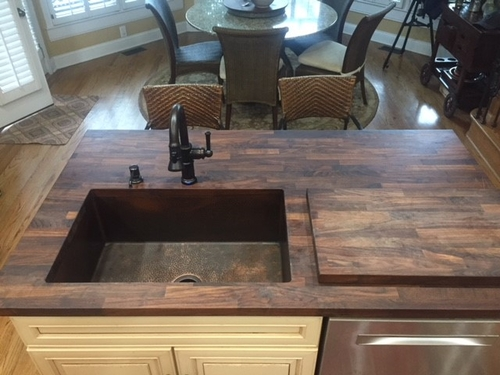 33 Copper Kitchen Sink Single Basin Kitchen Sinks