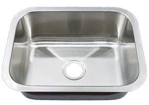 Royalty R07 Cosmo Undermount Stainless Steel Kitchen Sink | Royalty & Tritan Kitchen Sink
