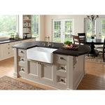 Blanco Fire Clay Kitchen / Bar Prep Sinks