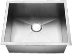 Homeplace HR-HBS2318B Alto 15-Gauge UnderMount Stainless Steel Kitchen Sink