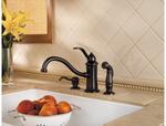 Pfister Marielle 1-Handle Single Control Kitchen Faucets Professional Grade | Kitchen Faucet