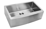 Stainless Steel Kitchen Sinks by SimplyCopper