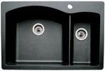 BLANCO DIAMOND™ 1-1/2 Bowl KItchen Sink 33