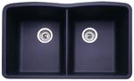 BLANCO DIAMOND™ Equal Double Bowl Kitchen Sink  32