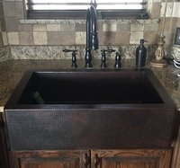 Image Copper Kitchen Sinks
