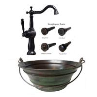 Image Vessel Sink Combo