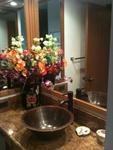 Copper Vessel Bath Sink