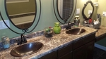 SimplyCopper- 19 Oval Copper Bath Sink with Rolled Edge
