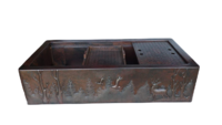 Image 50/50 Woodland  Copper Farmhouse Sink Available in: 30,