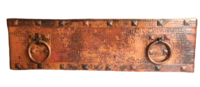 Image Copper Farmhouse ERNESTO  Apron Front Sink Available in 30,