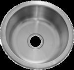 Patriot PAUS27 Hawaiian Undermount Stainless Steel Single Bowl Bar Sink