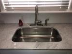 30 in Patriot Texan Undermount Stainless Steel Single Bowl Kitchen Sink