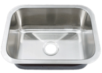 Royalty R07 Cosmo Undermount Stainless Steel Kitchen Sink