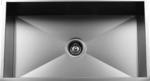 Urban Place Zero Edge   ZS-300 Single Bowl Stainless Steel Kitchen Sink